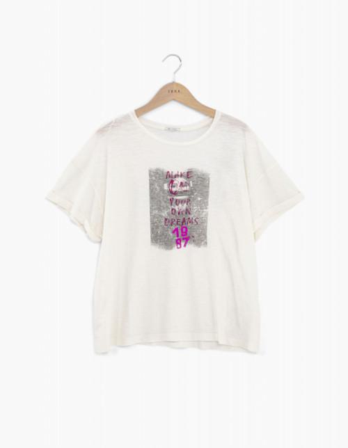 camiseta ikks women BT10365