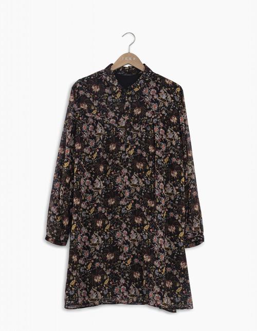 vestido Ikks women BT30125 color black