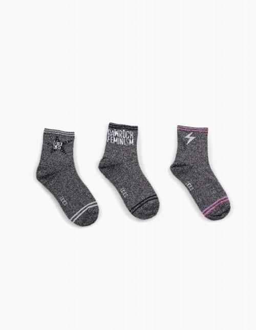 calcetines mujer IKKS women BT93025