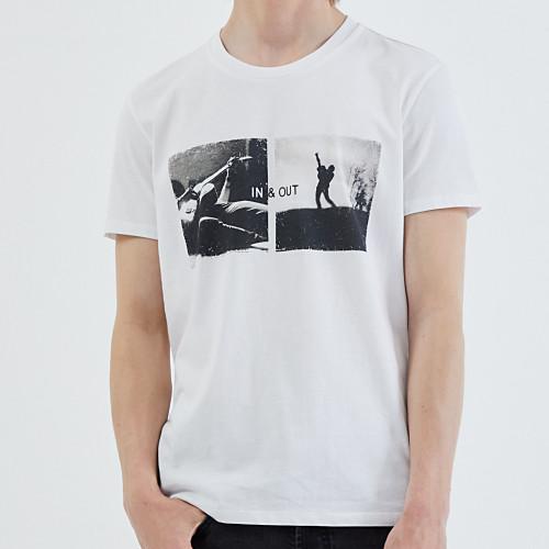 camiseta ikks 21H-MT10323