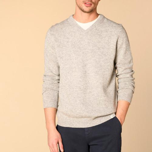 jersey Harriswillson men modelo ABELINO color gris
