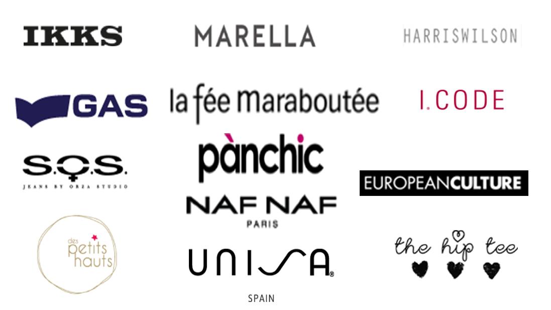 Filtras por marcas, encuentra tus artículos seleccionando una marca