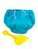 Aqua Blue Swim Nappy
