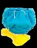 Aqua Blue Swim Nappy