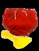 Red Coral Swim Nappy