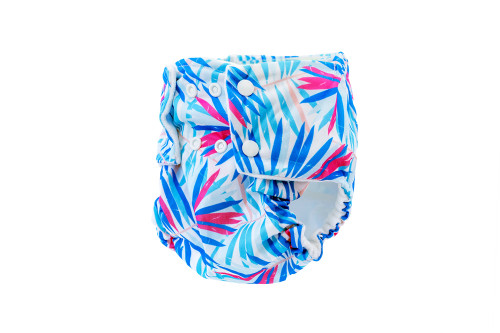 Pea Pods Reusable Nappy Palm Leaves
