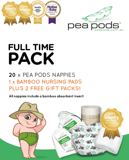 Full Time Nappy Pack