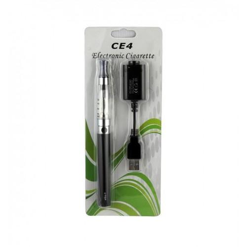 ELECTRONIC CE4 E SHISHA RECHARGEABLE SHEESHA VAPOR PEN NO NICOTINE + USB CHARGER