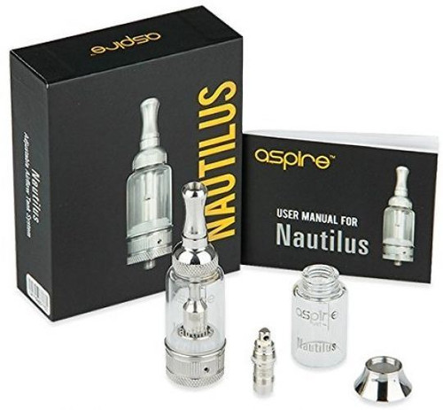 Aspire Nautilus 5ml  Adjustable Airflow BVC Coil Tank