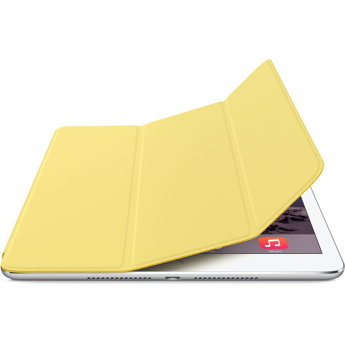 Apple Smart Cover for iPad Air 1/2 - Yellow - ( MGXN2M/A )