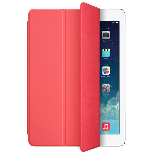 Apple Smart Cover for iPad Air 1/2 - Pink - ( MF055ZM/A )