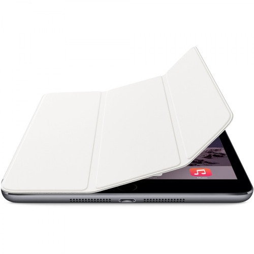Apple iPad mini  Smart Cover - White - ( MGNK2ZM/A )