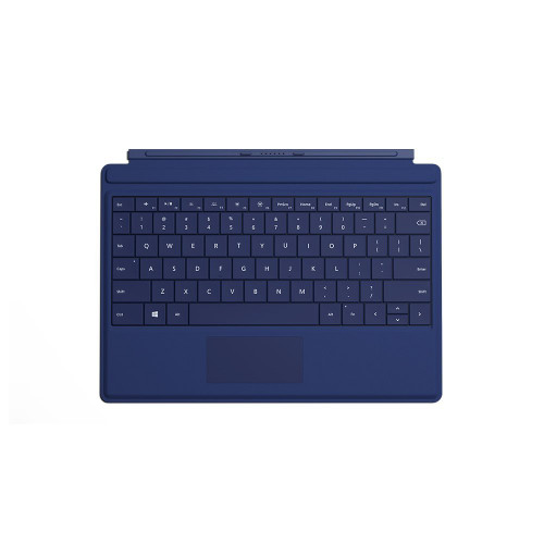 Microsoft Surface 3 detachable Keyboard Type Cover - Blue - ( 1654 )