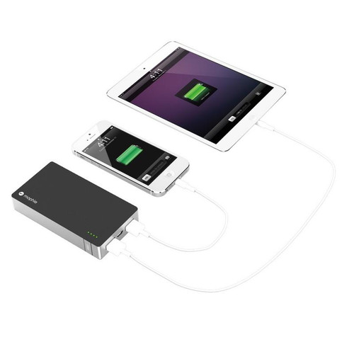 Mophie Juice Pack Power Station Duo for iPhone and iPad 6000 mAh - ( PWRSTN-DUO )