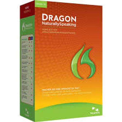 DRAGON NaturallySpeaking Home Edition - ( K409L-W00-12.0 )