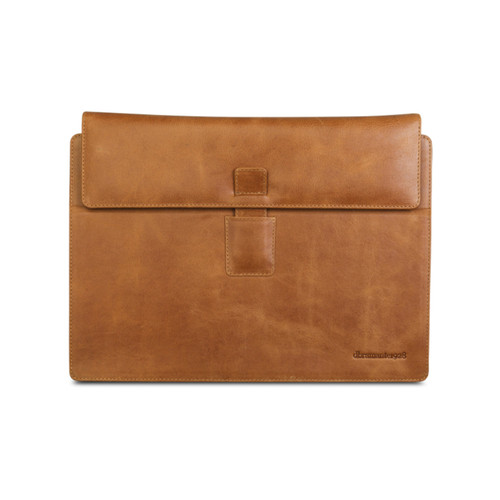 dbramante1982 Pure Leather on the go Microsoft Surface Pro 3 protective case - Golden Tan - ( SHMSGT000563 )