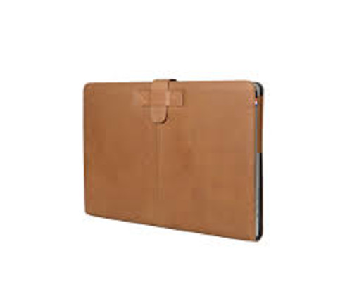 "DECODED Leather Slim Cover for 11"" MacBook Air Hand made and Genuine Leather - Brown - ( D2MA11SC1BN )"