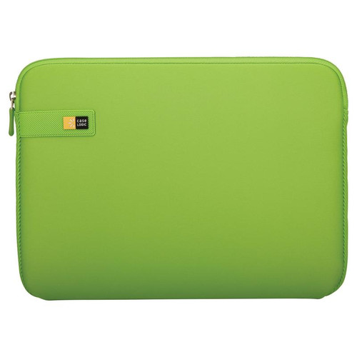 """CASE LOGIC 13-13.3"""" Laptop Sleeve for 13.3"""" Chromebook and 13"""" MacBook Pro - Lime Green - ( LAPS-113 )"""