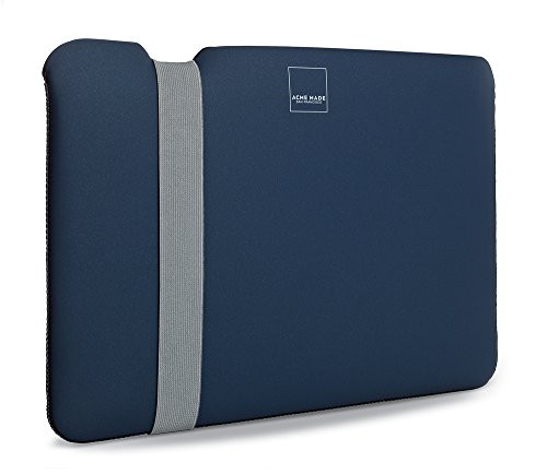 "ACME MADE Stretchshell Skinny Sleeve for 11"" MacBook Air  - Blue Grey - ( AM36491-PWW )"