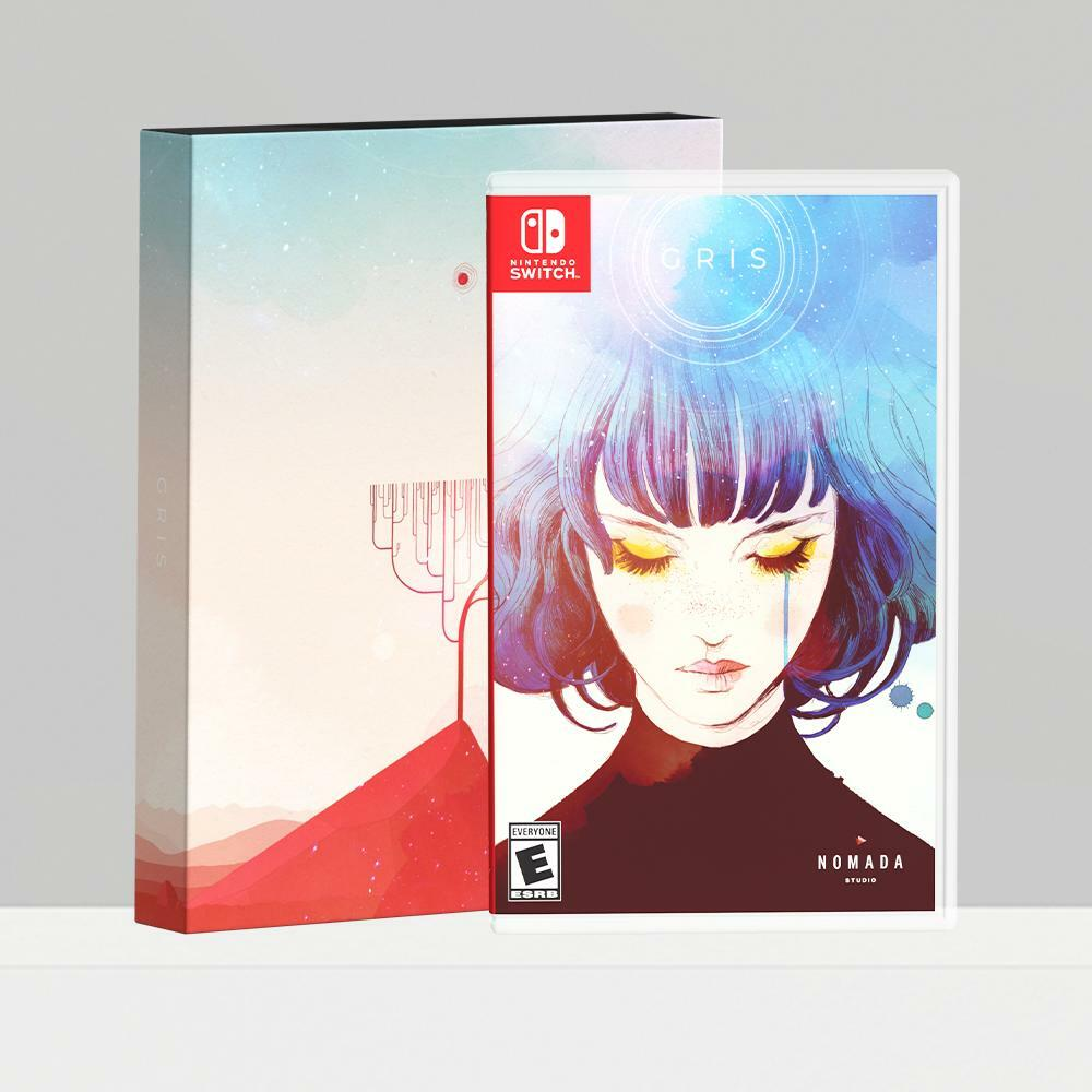 GRIS [SWITCH RESERVE]