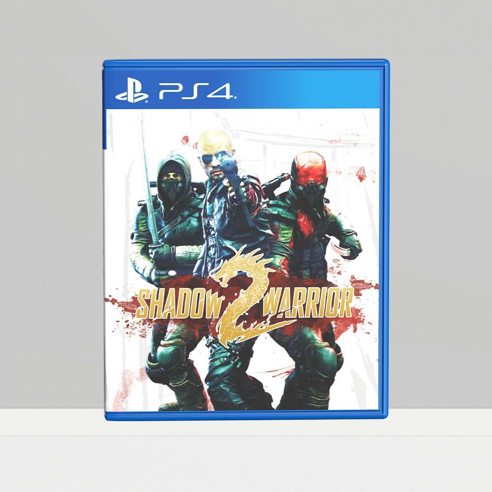 SHADOW WARRIOR 2  [PS4 RESERVE]