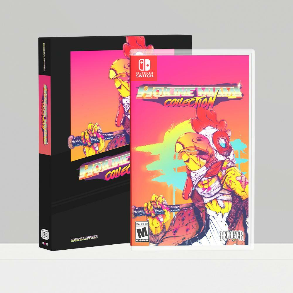 HOTLINE MIAMI COLLECTION [SWITCH RESERVE]