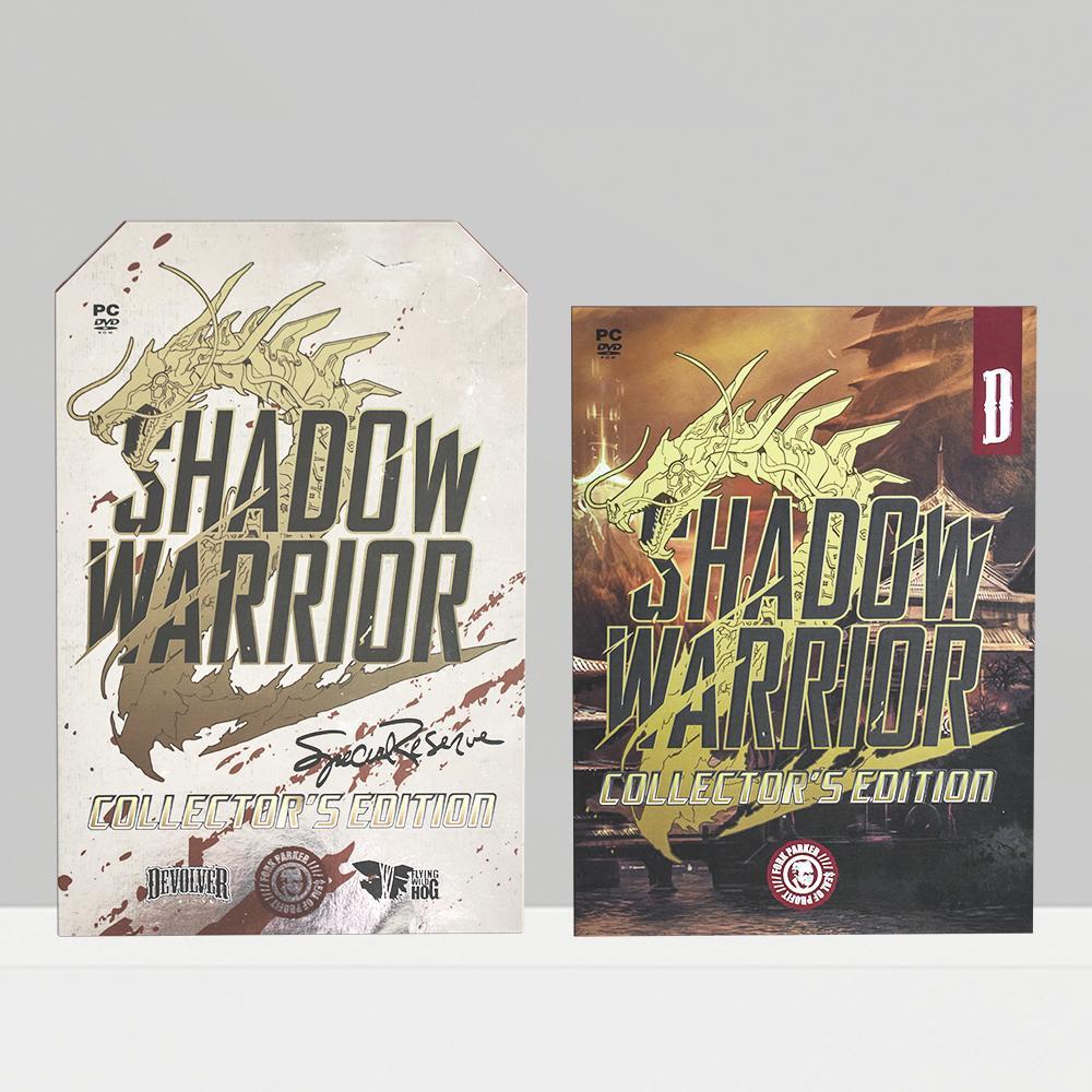 SHADOW WARRIOR 2  [PC RESERVE]