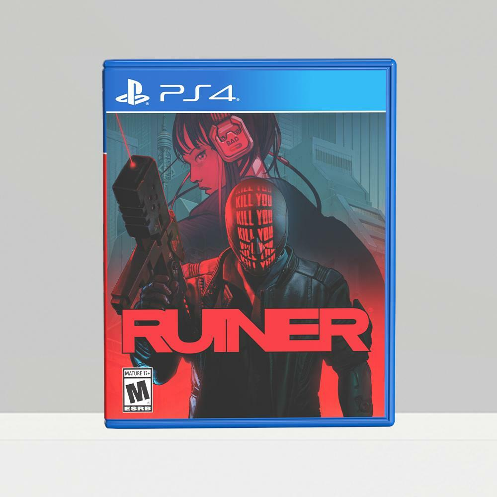RUINER [PS4 RESERVE]