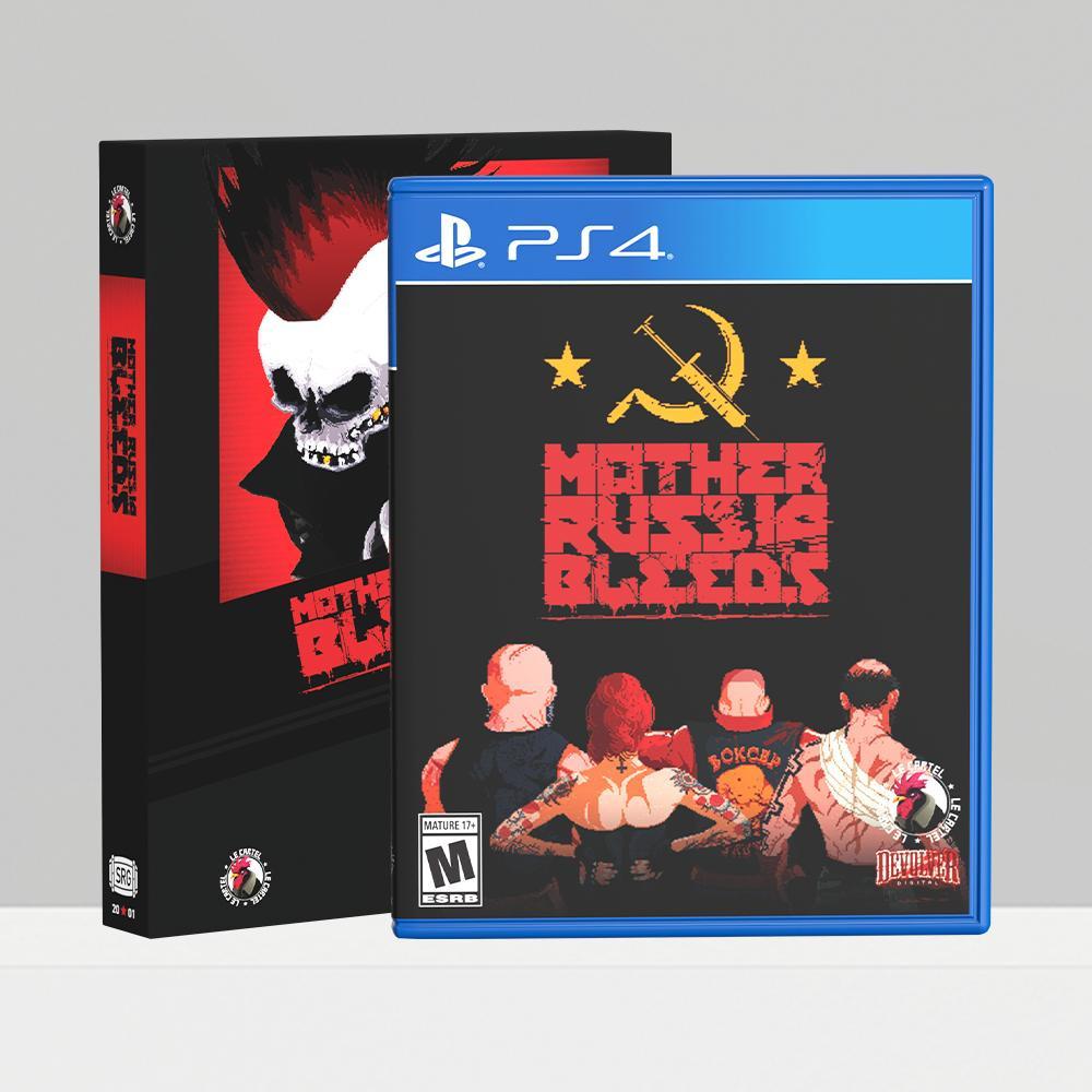 MOTHER RUSSIA BLEEDS [PS4 RESERVE]