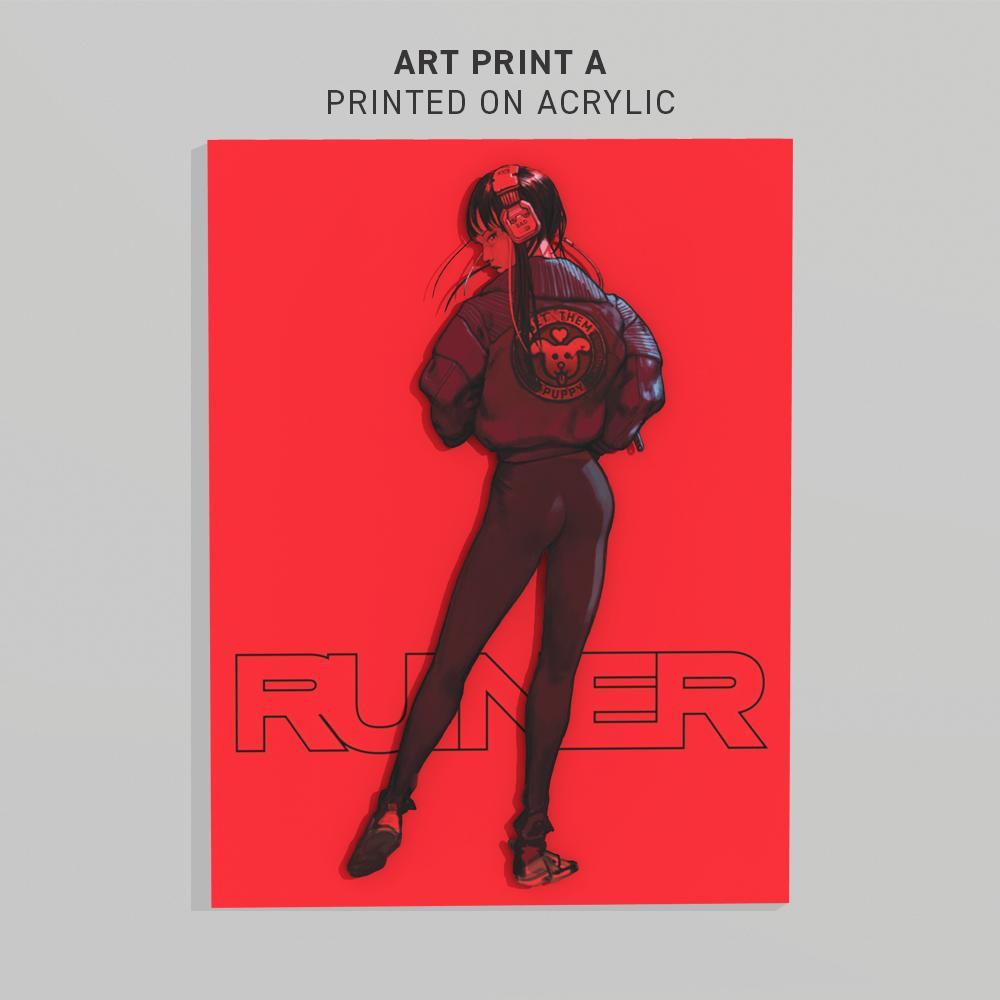 RUINER ART PRINT A