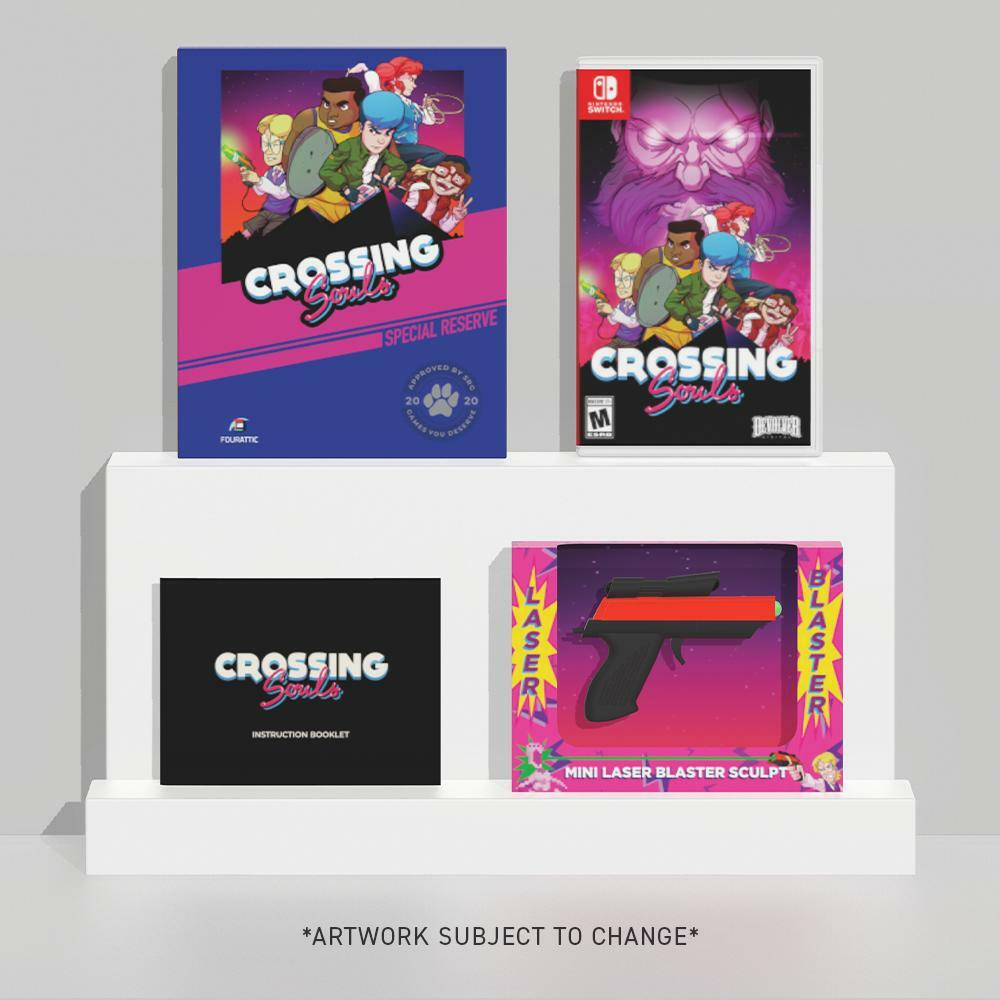CROSSING SOULS [SWITCH RESERVE]