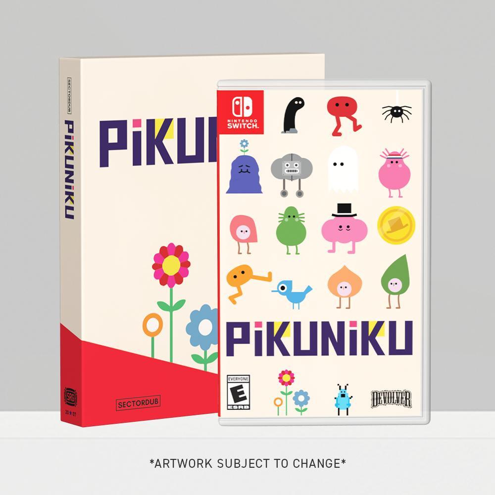 PIKUNIKU [SWITCH RESERVE]