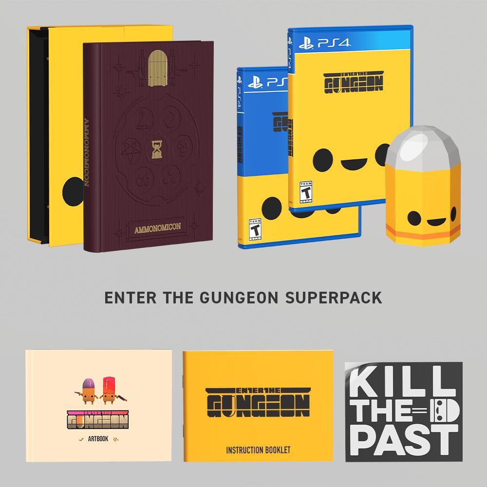 ENTER THE GUNGEON SUPERPACK