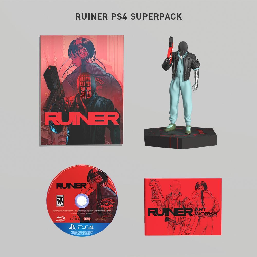 RUINER PS4 SUPERPACK