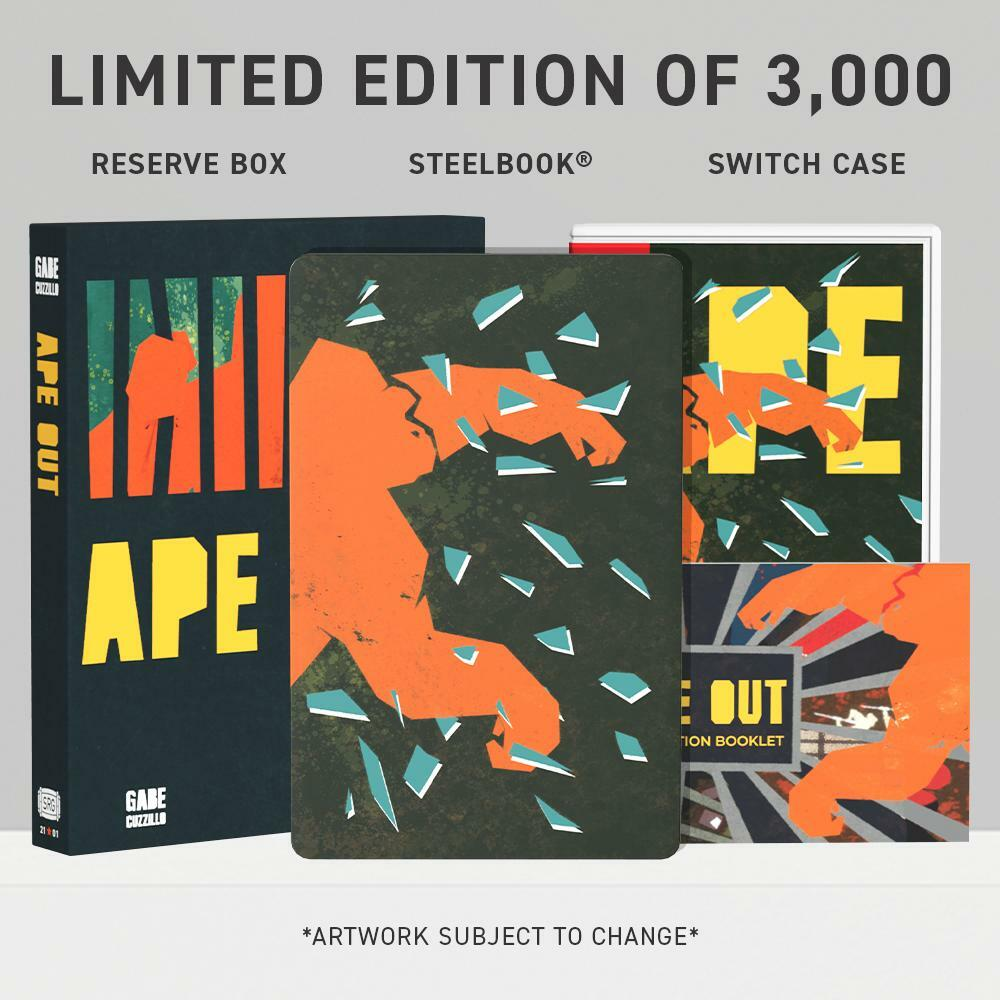 APE OUT [SWITCH RESERVE]