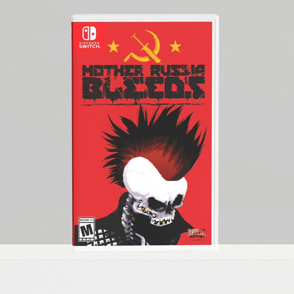 MOTHER RUSSIA BLEEDS [SWITCH Single] [ALT Cover]