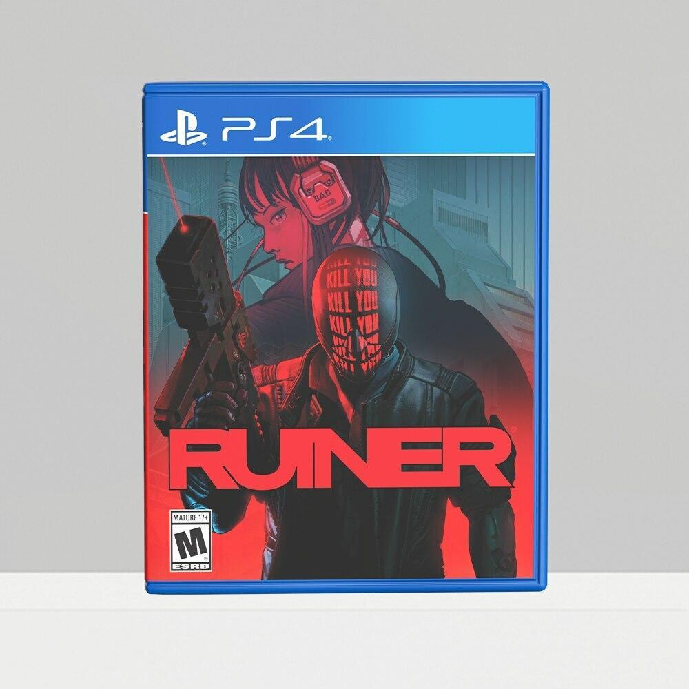 RUINER [PS4 RESERVE] [Unnumbered]
