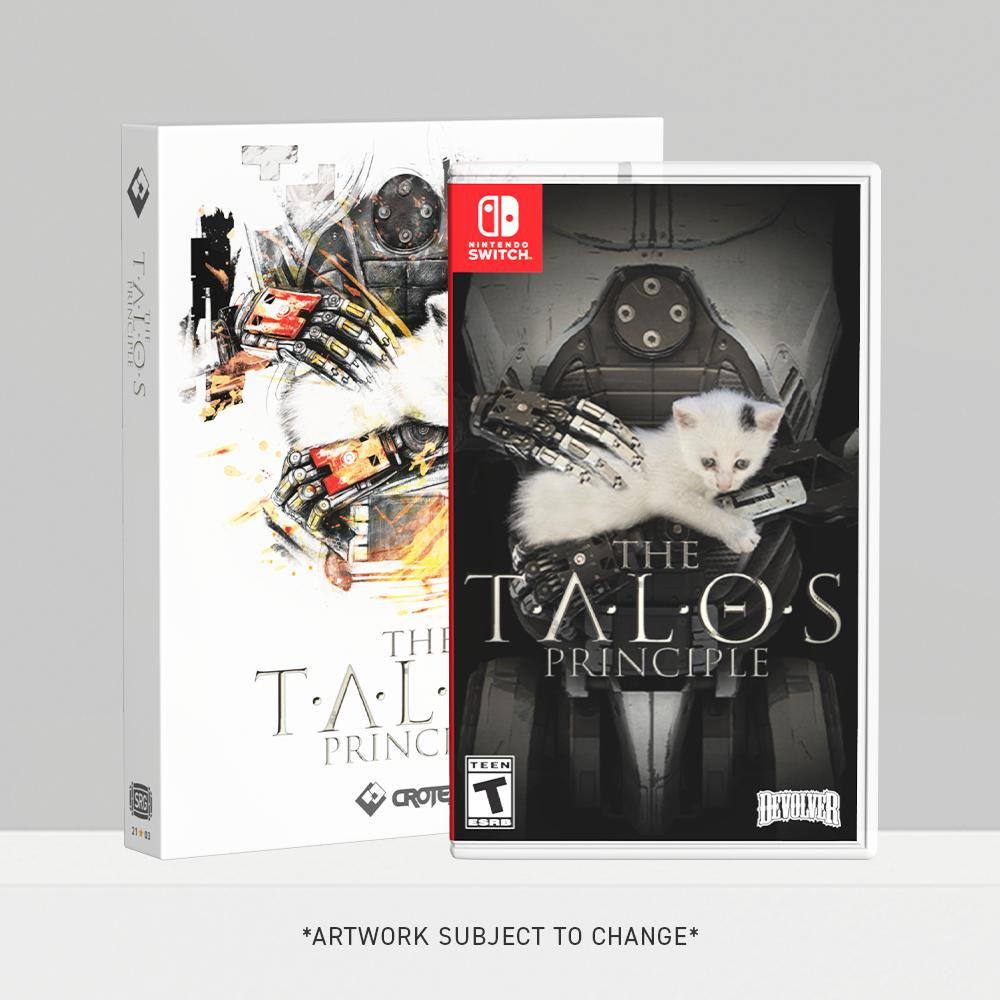 THE TALOS PRINCIPLE [SWITCH RESERVE]