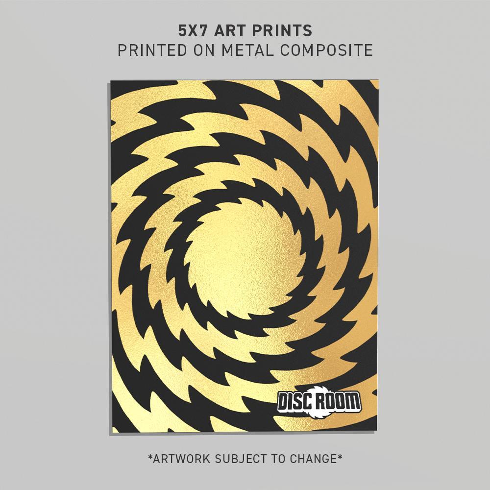 DISC ROOM ART PRINT B