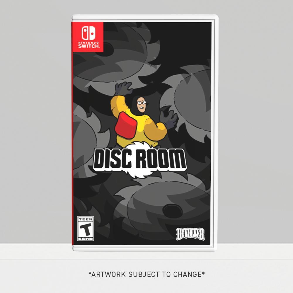 DISC ROOM [SWITCH SINGLE]