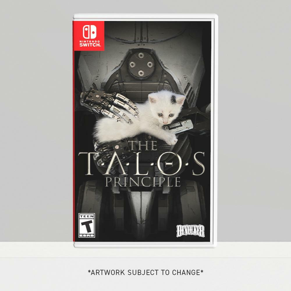 THE TALOS PRINCIPLE [SWITCH SINGLE]