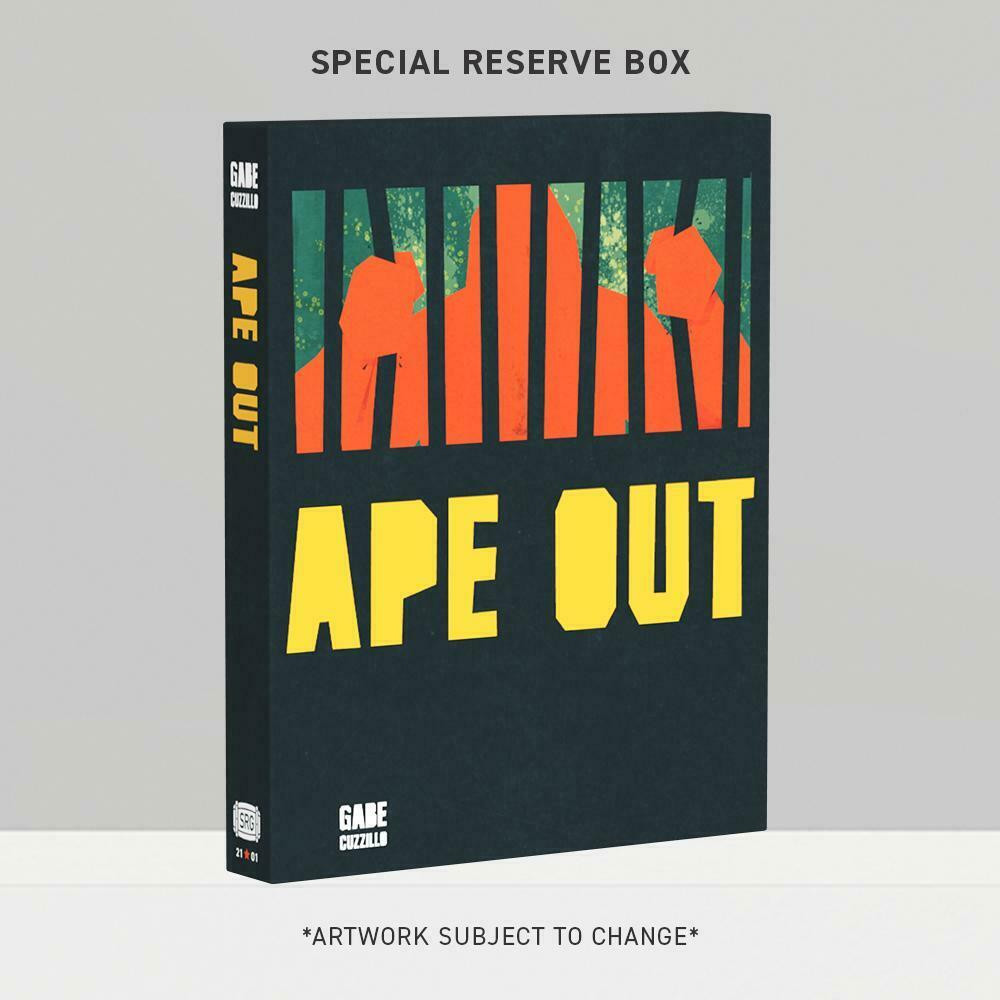APE OUT [SWITCH RESERVE][SCS EDITION]