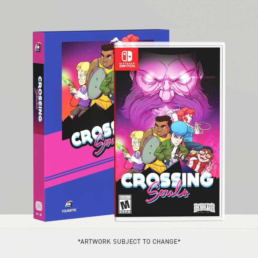 CROSSING SOULS [SWITCH RESERVE] [SCS EDITION]
