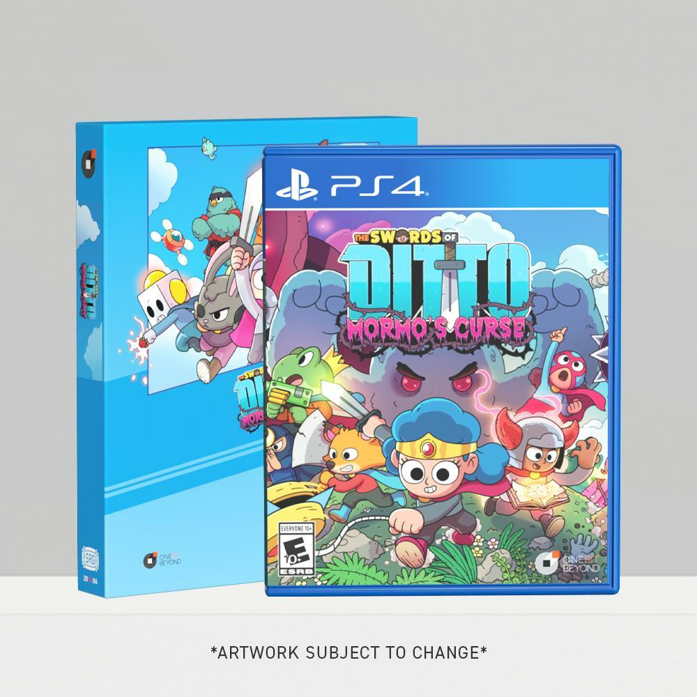 THE SWORDS OF DITTO: MORMO'S CURSE [PS4 RESERVE] [SCS EDITION]