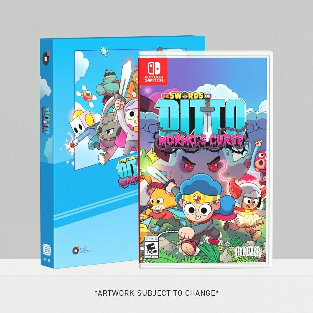 THE SWORDS OF DITTO: MORMO'S CURSE [SWITCH RESERVE] [SCS EDITION]