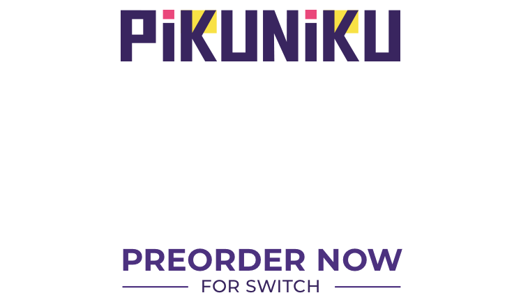 Pikuniku on sale now for switch. Top image of asset