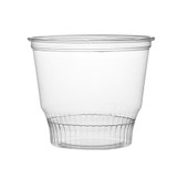 Soft disposable plastic cups perfect for parfaits, smoothies, and more! Great for at home or weddings. Sold in wholesale bulk and retail.