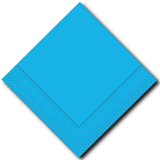 Lillian Blue Lunch Napkins - Pkg of 100