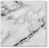 Marble Look Linen Like Dinner Napkins - 50 per pack