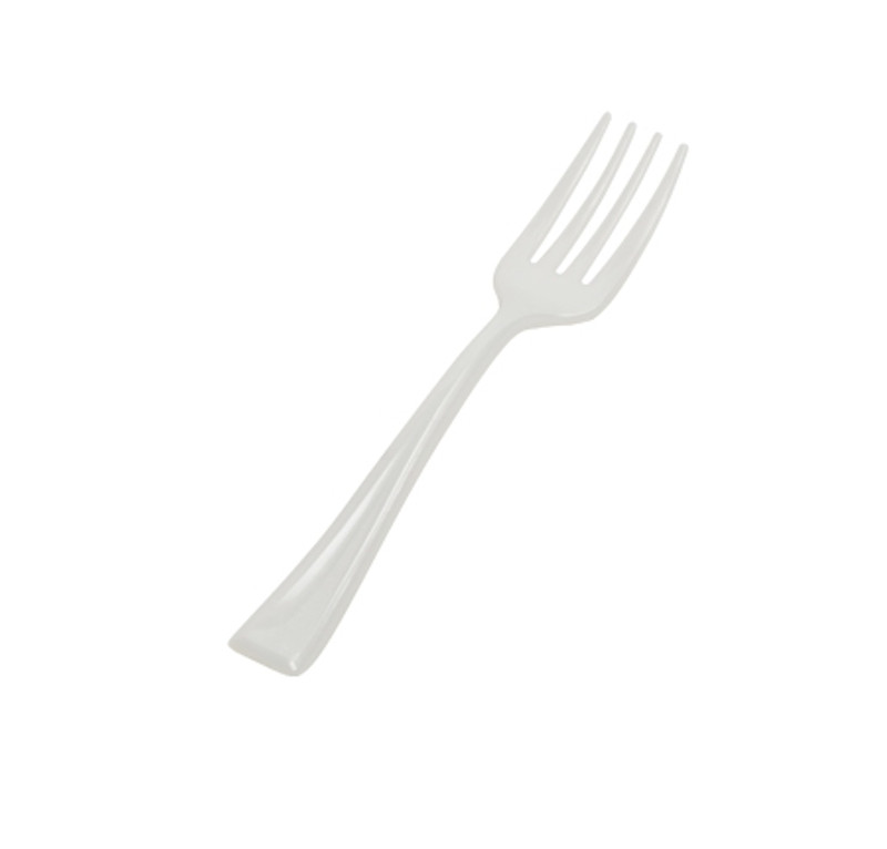The mini cutlery is great for weddings and parties. High quality and strong - perfect for appetizers or dessert. Sold in wholesale bulk and retail